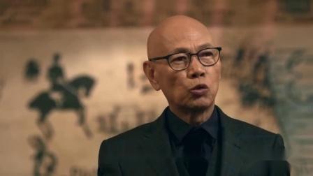 蚀日风暴 36 翁振中回到会馆回忆枭雄一世,聂仁龙明面拯救实际嘲讽!