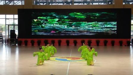 VID_20181017_160047省全运会健身气功比赛一气舞(池州队)