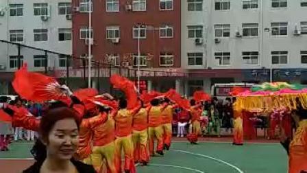 卢氏鼓乐协会大秧歌《欢天喜地》纳新视频1539765216292