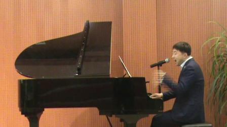 郑州刘杰钢琴弹唱自己作词作曲的原创歌曲《共享单车快乐多多多》