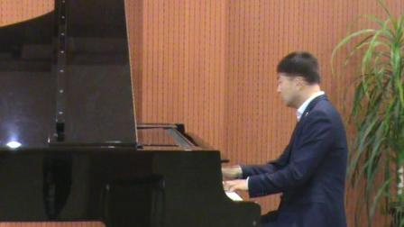 郑州刘杰钢琴即兴演奏戏说乾隆主题歌《问情》