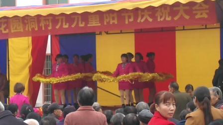 桃花江镇文家度村青年文艺队VID_20181017_100257
