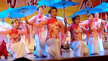 卓资县阳光舞蹈队参加乌兰察布市重阳节比赛视频