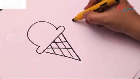 儿童冰淇淋冰淇淋冰淇淋巧克力冰淇淋孩子们的韵律