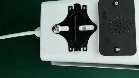京利安六灯支架底盖安装位置视频