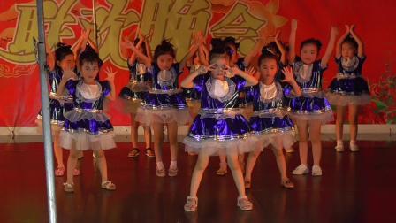 童蕴幼儿园《一年级》广场舞2018做香村重阳节联欢晚会