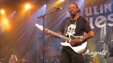 【Magneto Guitars】Eric Gales at Moulin Blues 2018