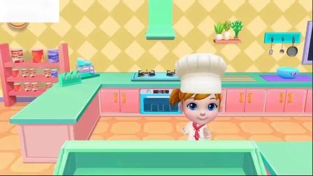 阅读蛋糕制造商3乐趣婴儿游戏和学习蛋糕烹饪颜色儿童游戏坏宝贝老板1