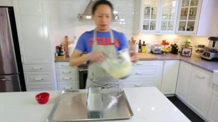烤箱蛋糕窍门 做烘培的教程视频 烤蛋糕的做法大全