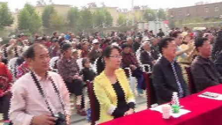 杜集区社保局2018重阳节演出