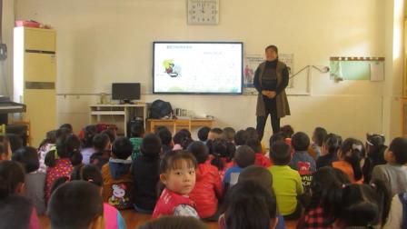 峨庄中心幼儿园 重阳节主题活动