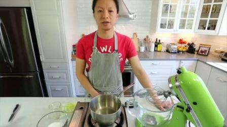 生日蛋糕的做法 哪里可以学做蛋糕甜点 家庭做面包的简单方法
