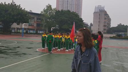 柳州市柳江区拉堡小学142班6比6活动视频