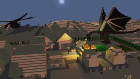我的世界动画-保卫村庄-KARISHA