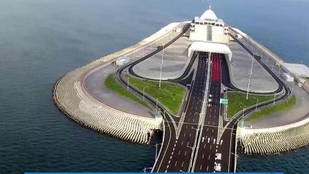 港珠澳大桥 — 赞叹不已的宏伟工程 (2018)