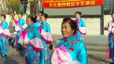 滨才社区畅想中国梦演出