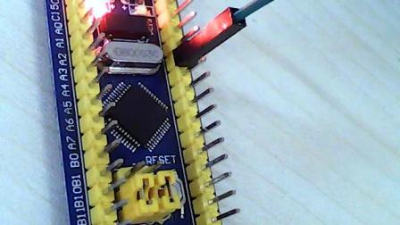 STM32呼吸灯