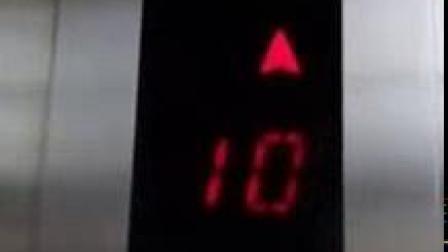 我在OTIS电梯截了一段小视频