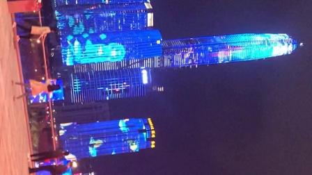 深圳市市民中心灯光秀