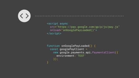Google Pay API Implementation Demo (Web)