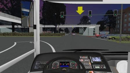 【MT.】巴士模拟2#7 广佛市V1.4 B21路(下)
