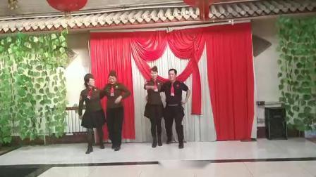 甘肃兰州红古区梦之舞团队四套