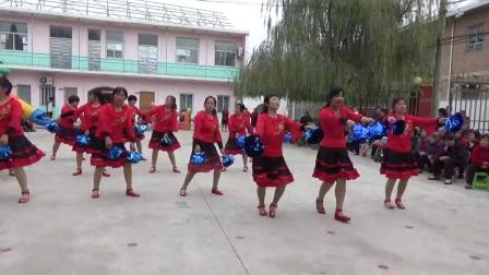 红红的中国