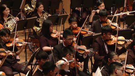 貝多芬 C小調第五交響曲 - 澳門青年交響樂團法國巡演