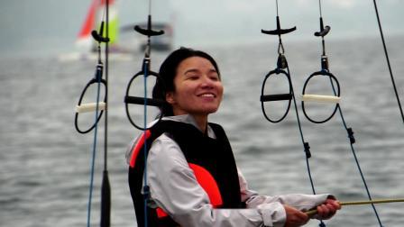 2018中国家庭帆船赛庐山西海站-首日赛事集锦