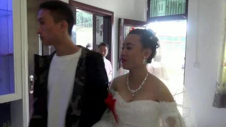 陈娅 郭俊婚礼现场视频—加快版