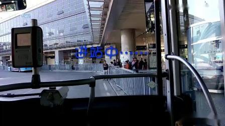 北京公交322路(四惠枢纽站——古城西桥公交场站)全程第一视角POV
