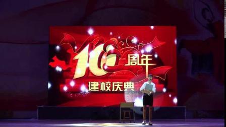 东莞市虎门拓普服装职业培训学校2019时装表演走秀 (2)