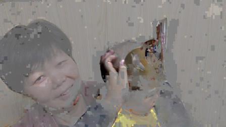 汤雨橙一岁生日
