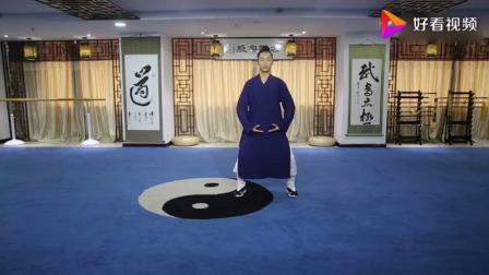 武当九式太极拳 修身养性 强身健体 值得一学
