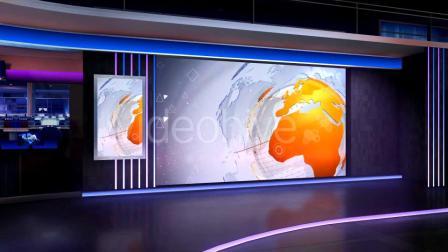 16877454_Videohive:广播电视台演播室设计AE模板