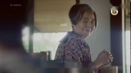 树木希林主演的暖心广告《只有我看得见的奶奶》:很俏皮的情节,却是止不住的忧伤