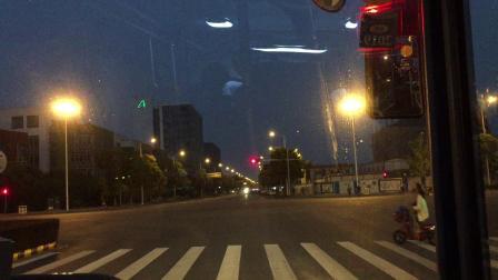 奶咖拍摄 - 1021路 苏州公交 欧式电显海格客车 独墅湖邻里中心→独墅湖邻里中心