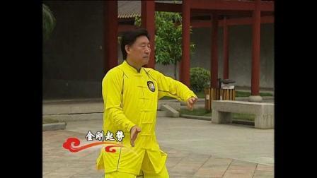 旋经俱乐部:陈氏太极拳段位(四段)考试教学视频