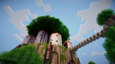 我的世界动画-天空之城-BikMCTH