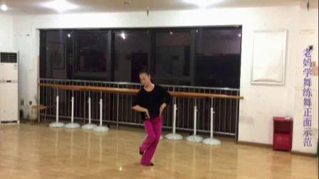 舞蹈:又见江南雨<正、反面示范>
