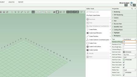 【BK声学与振动】如何使用自顶向下建模创建几何体