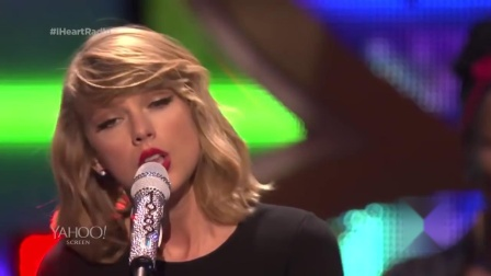 Love Story iHeartRadio Festival 2014 Rehearsal Video