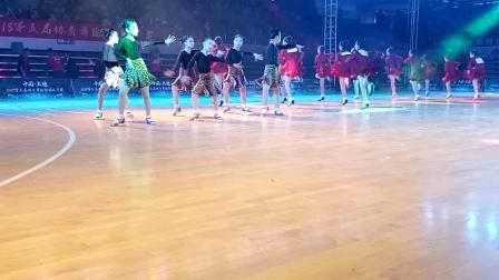 2018中国·上饶全国拉丁舞锦标赛