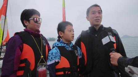 2018中国家庭帆船赛九江站-赛事集锦
