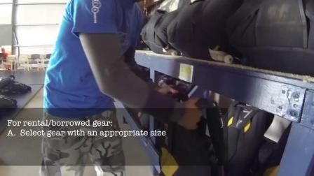1-跳伞教学视频系列--去新基地跳伞