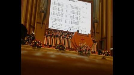 20181021主爱堂中年诗班献唱信徒精兵
