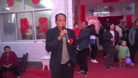 南里庄卢凯谢腾鸽婚礼1集(水龙影视)