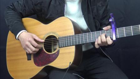《凌晨三点》陈硕子深蓝雨吉他弹唱