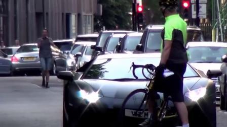 世界上最贵的自行车,兰博基尼遇见它都得绕道而行,太低调!