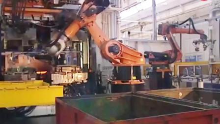 实拍大众汽车零配件生产过程小齿轮出来时还以为是食品工厂呢